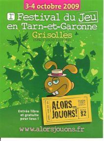 Festival du jeu en Tarn-et-Garonne