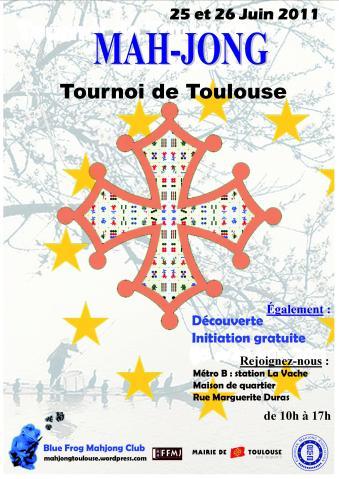 Tournoi MERS 1 de Toulouse